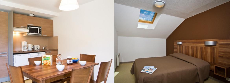Résidence Les Gentianes - Gresse en Vercors - Vacancéole - Appartements