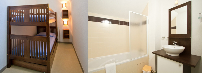 Résidence Les Gentianes - Gresse en Vercors - Vacancéole - Salle de bains